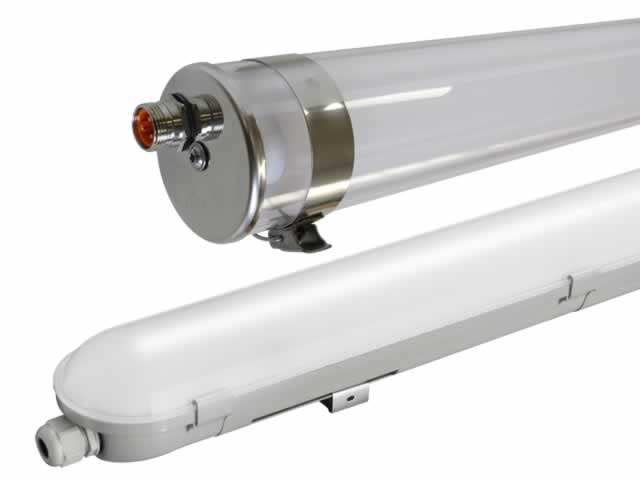 Caisson et tubulaire led OPALINE ADDIS Lighting