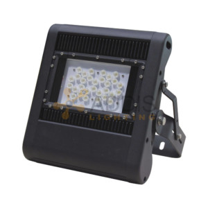 Projecteur led AZURITE 60W Vue de face