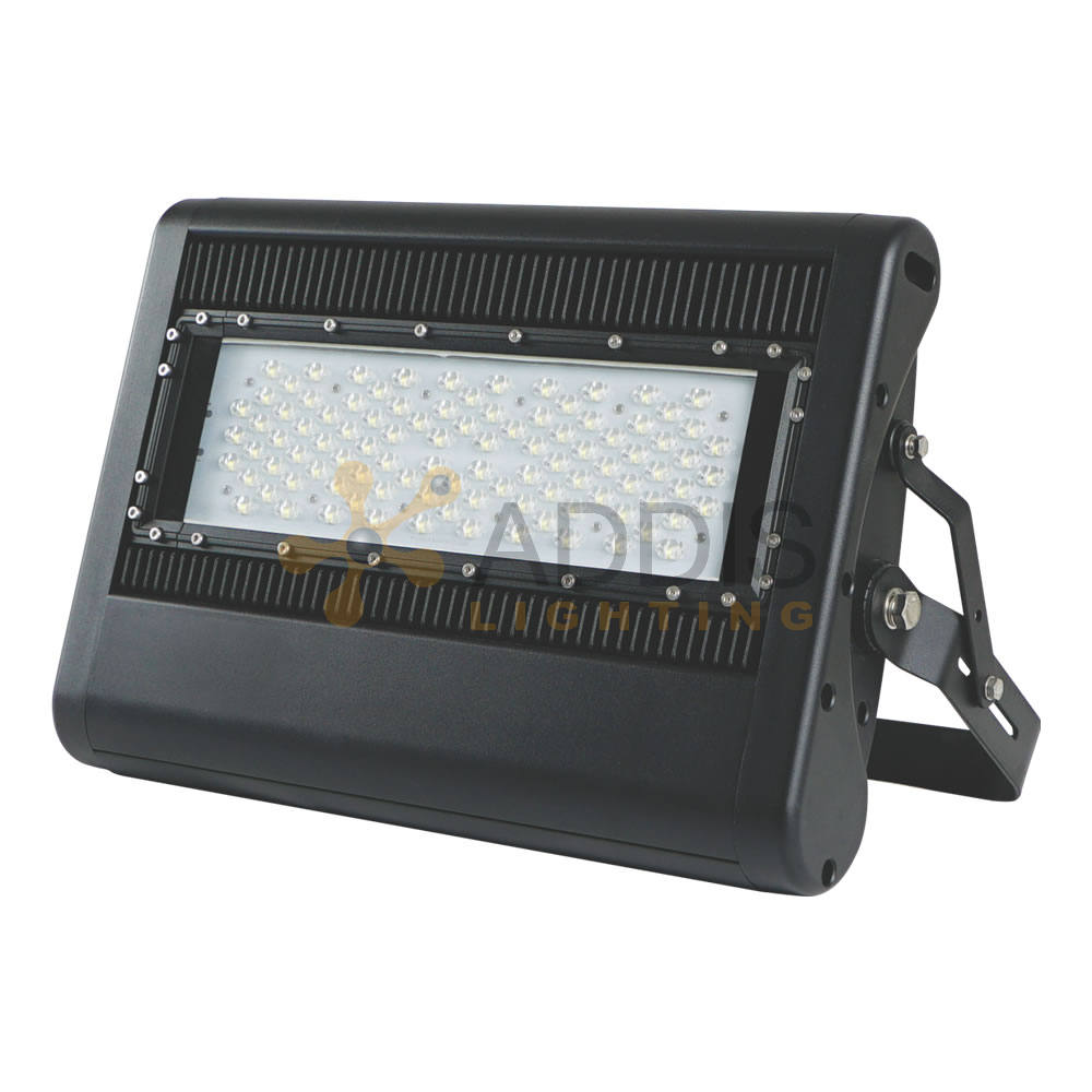 Projecteur led azurite 200w addis lighting for Projecteur led interieur