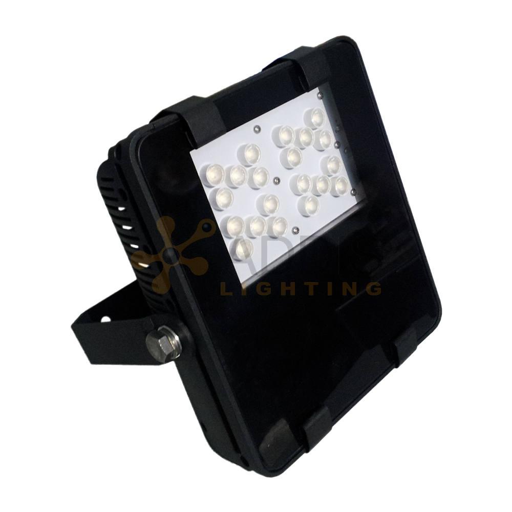 Projecteur led AZURITE Compact 30W Vue de face