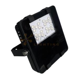 Projecteur led AZURITE Compact 40W Vue de face
