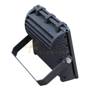Projecteur led AZURITE Compact 100W Vue de dos