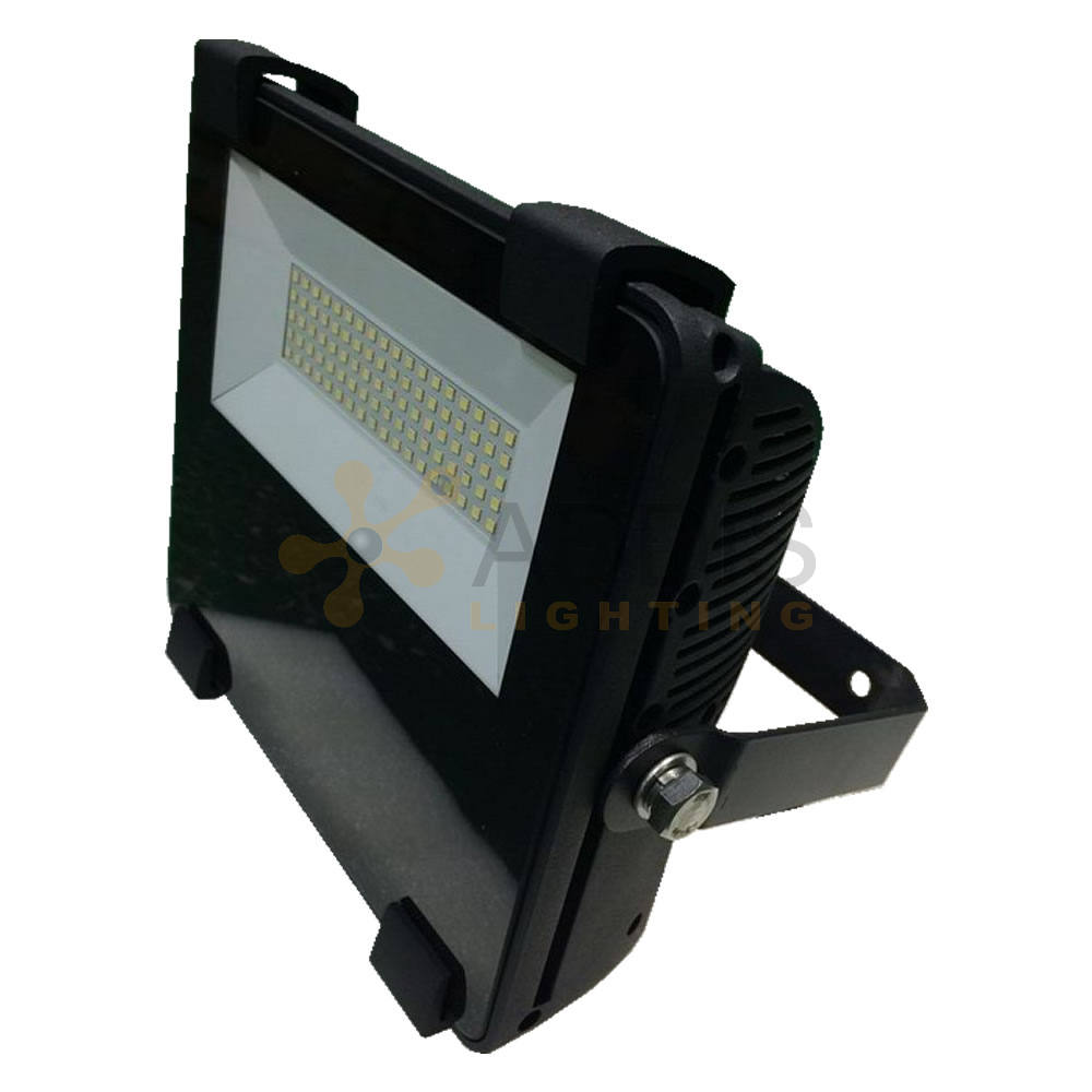 Projecteur led AZURITE Compact 100W Vue de face