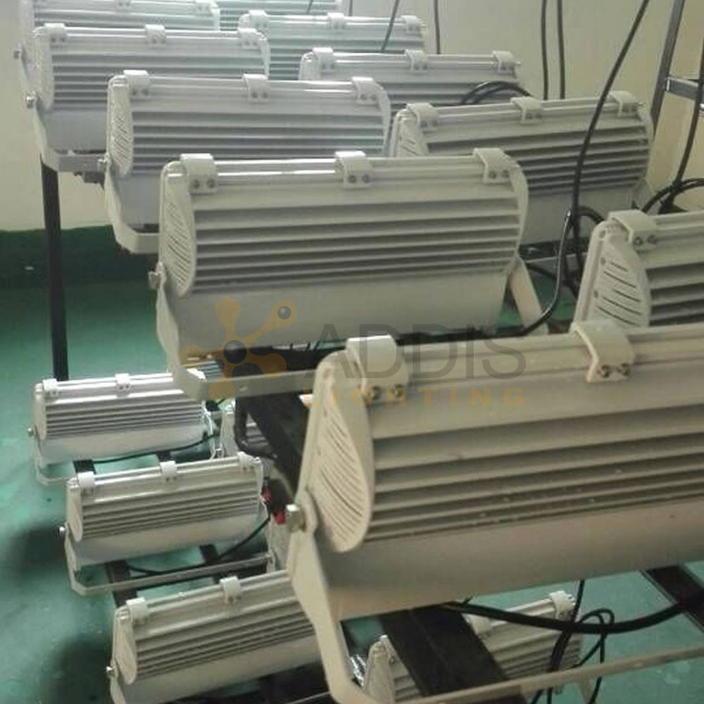 Projecteur led AZURITE Compact 150W Vue de dos