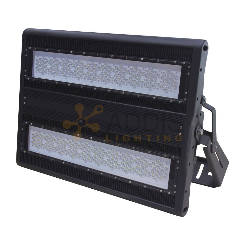 Projecteur led azurite 500w addis lighting for Projecteur led interieur