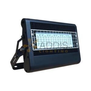 Projecteur industriel led AZURITE 200W avec grille de protection