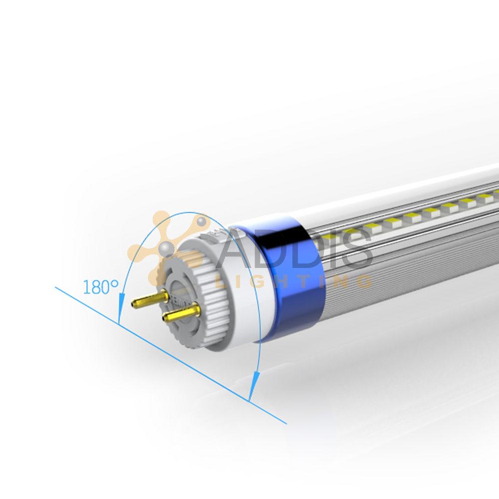 tube led t8 haute luminosit 60cm 11w addis lighting. Black Bedroom Furniture Sets. Home Design Ideas