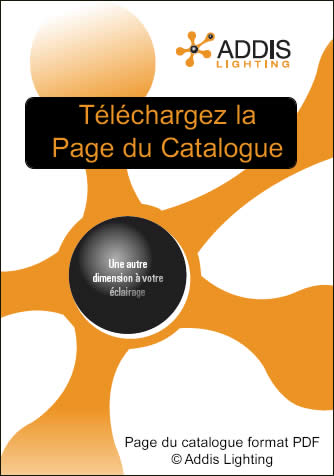 Téléchargez la page de catalogue Addis Lighting