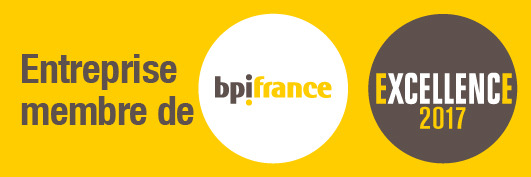 Logo BPI France Excellence