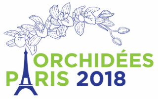Logo Orchidées Paris 2018