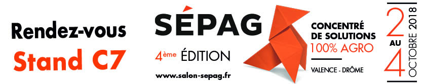 Addis Lighting au salon SEPAG 2018