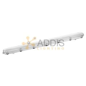 Opaline Caisson LED 150cm 54W IP66 IK10