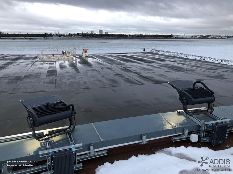 Utilisation de nos AZURITE Météor sur un aérodrome