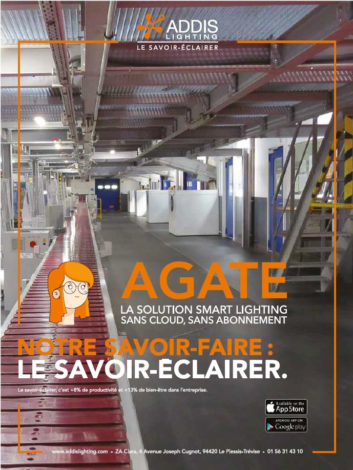 Image de l'annonce Agate dans Lux numéro 304
